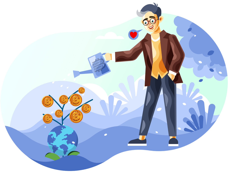 Contribute Kis Bitcoin