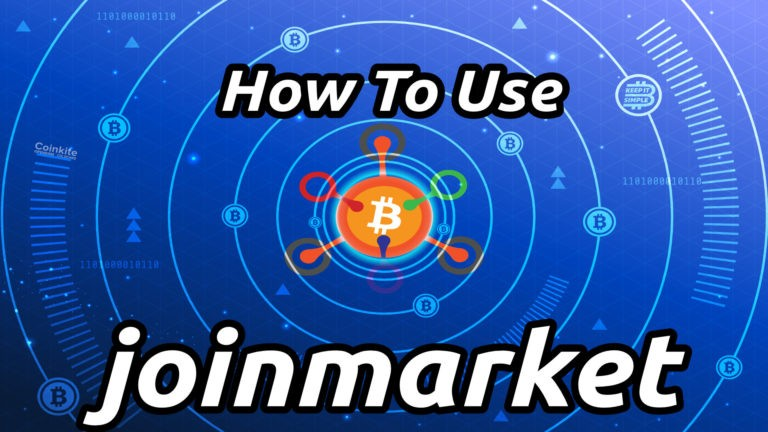 How To Use JoinMarket Bitcoin Privacy Software
