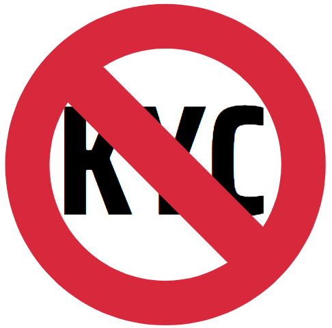 NO KYC