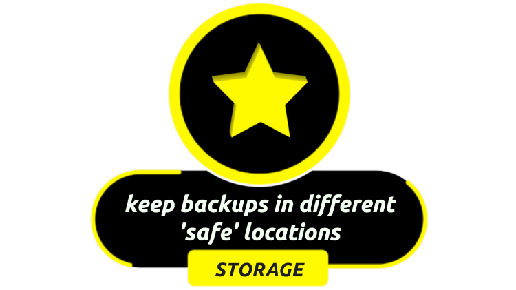 Yellow Safe Site