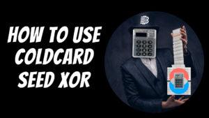 Coldcard Seed XOR