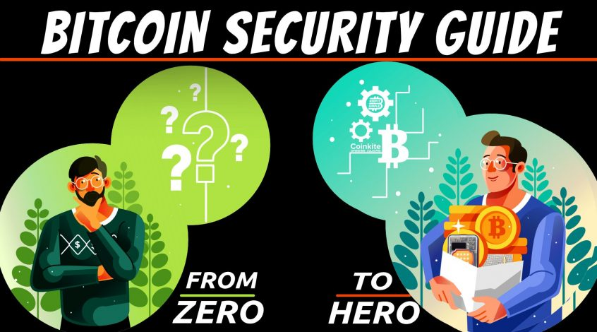 Bitcoin Security Guide