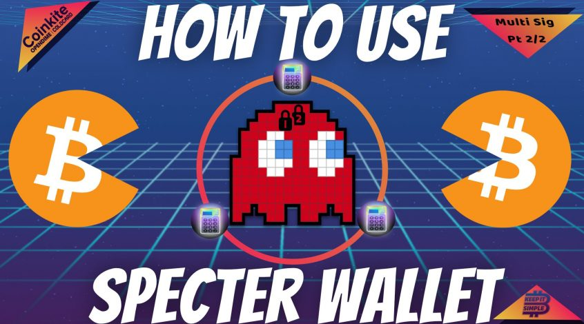 Specter Wallet Multi Signature